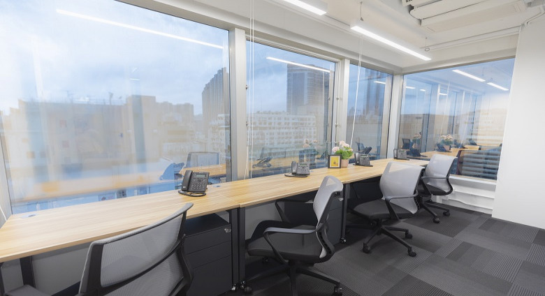 The Wave旺角 服務式辦公室 / The Wave Mong Kok - Serviced Office