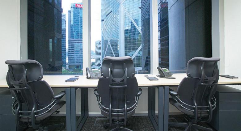 中環冠君大廈 / Champion Tower - The Gold Standard Hong Kong Address For Financial Institutions